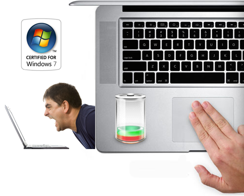 Windows7 on Mac