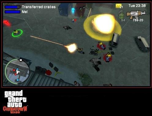 Grand Theft Auto-1