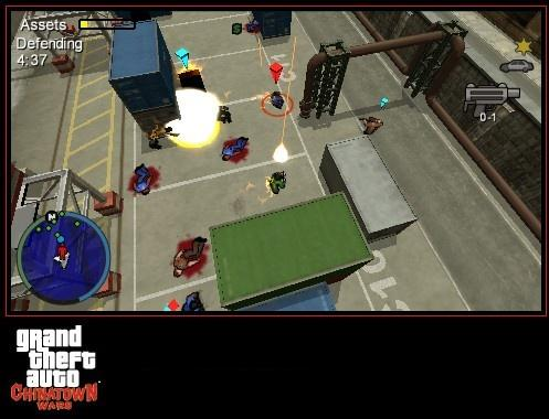 Grand Theft Auto-3