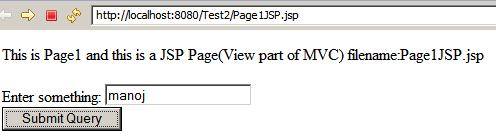 Sharing values between Servlets and Jsp | Mano